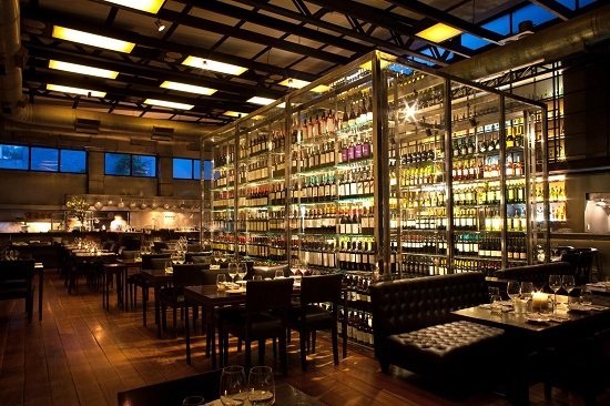 The interior of Sucre, a favorite spot of de Biaggi for after-dinner drinks. Photographer: Erika Rojas/Courtesy of Sucre